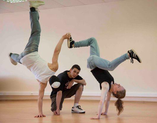 russisch-estnischer Hip Hop aus Paldiski