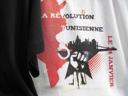 Die tunesische Revolution
