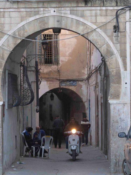 Eingang zur Medina...