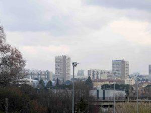 Marseille-Nord: Schließfächer, für Leute, die sich die Innenstadtmieten nicht mehr leisten können