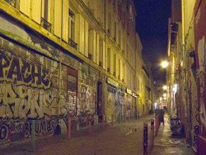 des murs, qui racontent des histoires, rue de Pastoret, Marseille