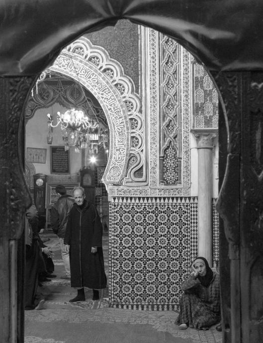 Magic Marocco: Mosque La Kairouane, Fez Médina