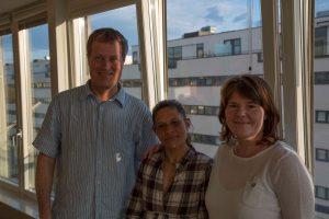 Familie Uhlig mit Mariana