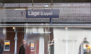 Bahnhof Lage / Lippe