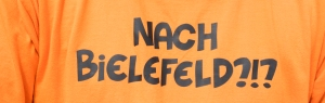 Nach Bielefeld